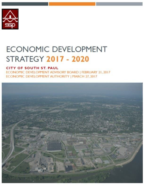 View the Economic Development Strategy for 2017 - 2020 (PDF).