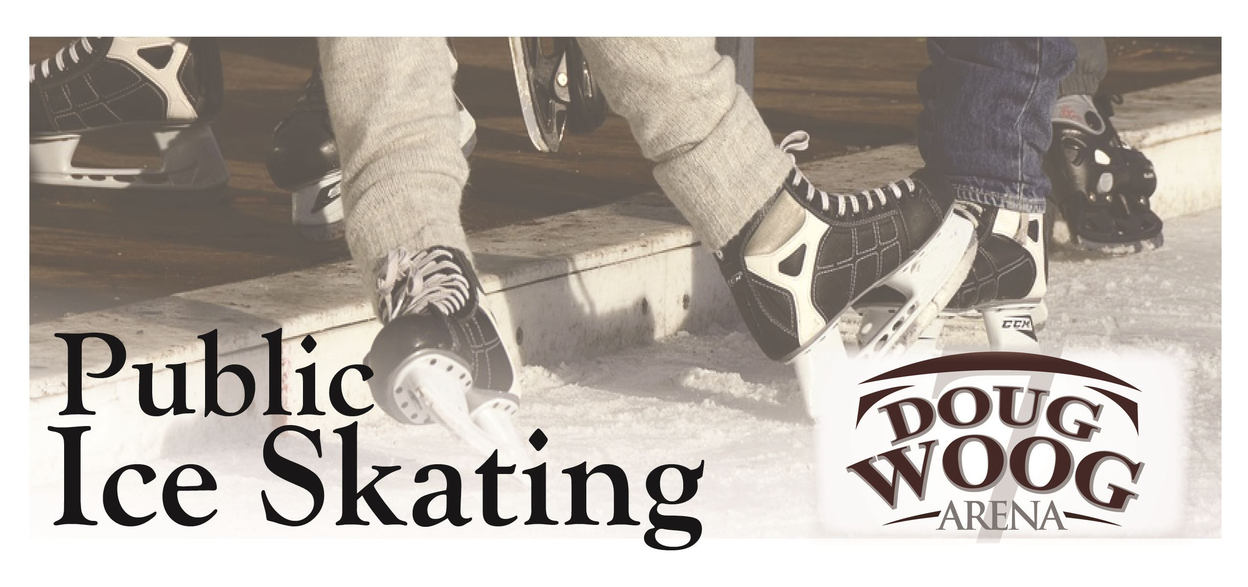 Ice Skating Page Header